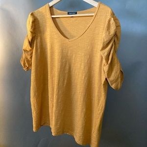Dear John Women's Charon Top in Butterscotch